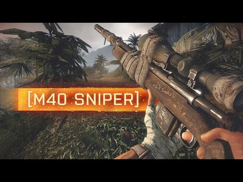 ► M40 SNIPER RIFLE! - Battlefield: Through The Ages