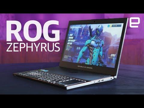 Asus ROG Zephyrus | Review