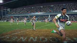 Rugby League Live 3 PC - Dragons v Panthers 2017