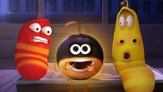 LARVA - KABOOM! | Cartoon Movie | Cartoons For Children | Larva Cartoon | LARVA Official
