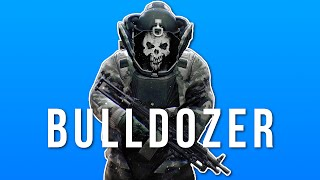 PAYDAY 2: The Bulldozer