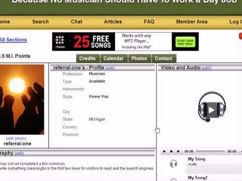 Musicians Index - How To Convert Audio Files To mp3 using Apple iTunes