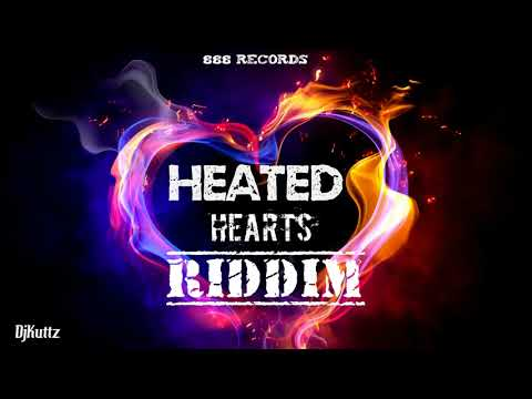 Heated Hearts Riddim - Instrumental [Reggae / Dancehall / Rnb 2017 November @DjKuttz 888 Records