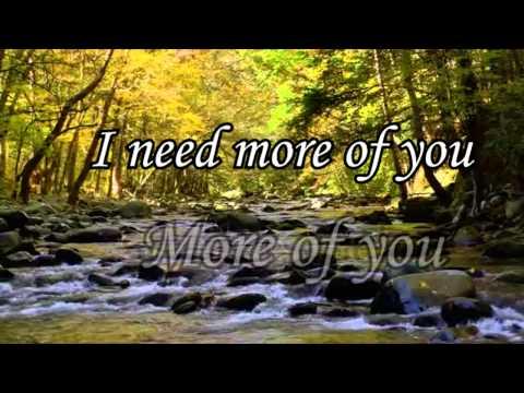More Of You ~ Colton Dixon