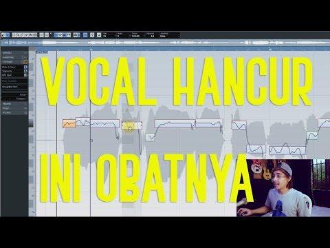 Edit Vocal di CUBASE/NUENDO Tanpa Software Tambahan