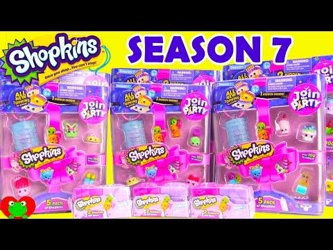 Shopkins Season 7