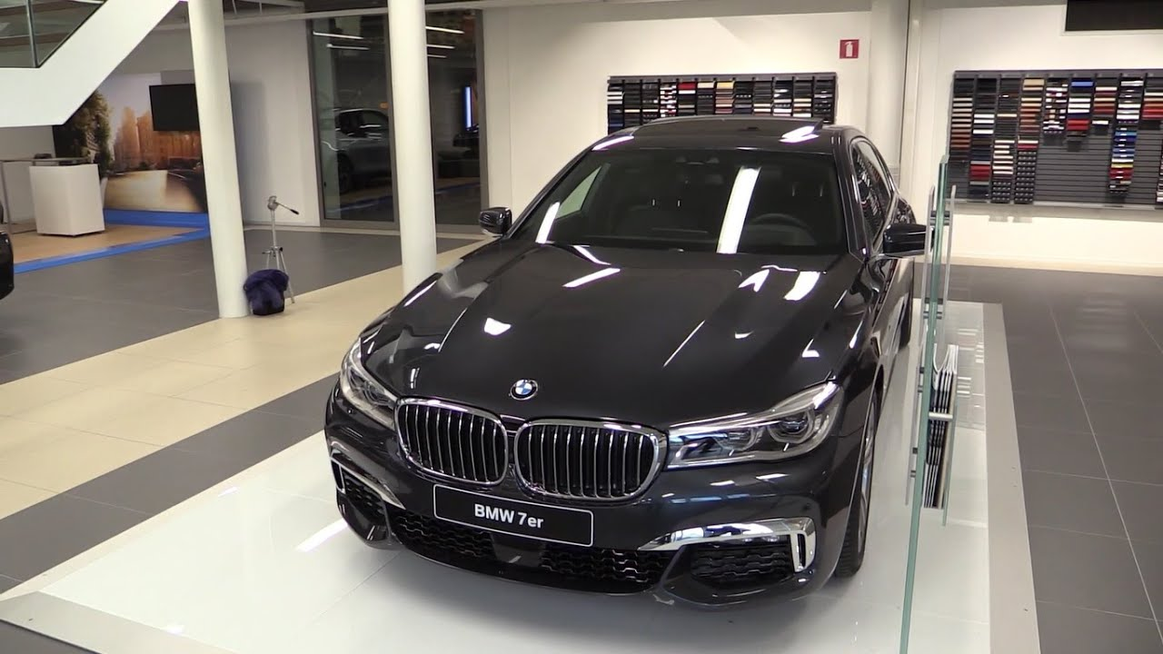 BMW 7 Series M 2016 In Depth Review Interior Exterior