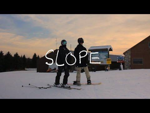 """Slope"" - Canon 60D short film"