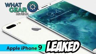 iPhone 9 leaks & Rumors