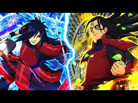 ** MADARA VS HASHIRAMA WHO WILL BE MINE ** | ** Naruto Shinobi Collection *
