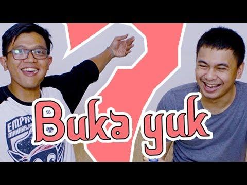 BUKA YUK - STAND UP COMEDIAN 450 JUTA RUPIAH