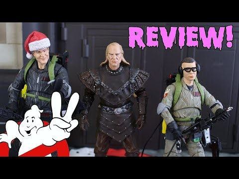 EARLY REVIEW: Ghostbusters Select Series 6 from Diamond Select Toys!