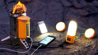 6 Best Camping Gadgets For The Great Outdoors