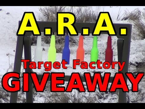 Review and GIVEAWAY!! Win a Target Factory