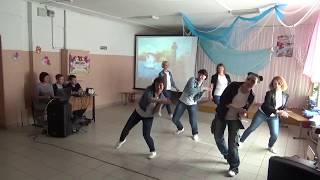 Родители подарили детям Флешмоб Взрыв мозга Довели до слез Танец последнего звонка!