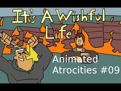 "Animated Atrocities #09: ""It's a Wishful Life"" [Fairly Odd Parents]"