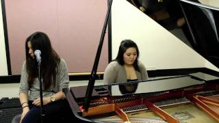 """The Way That I Love You"" - Ashanti (Cover) by Julli Youn & Gabriela Nicole"