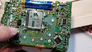 RQ-SW88V Qismi 3 sog'liqni saqlash almashtirish Pasika so'ng tekshirish ta'mirlash kasetlarda futbolchi Panasonic
