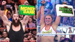 10 Leaked Rumors WWE Money in the Bank 2018