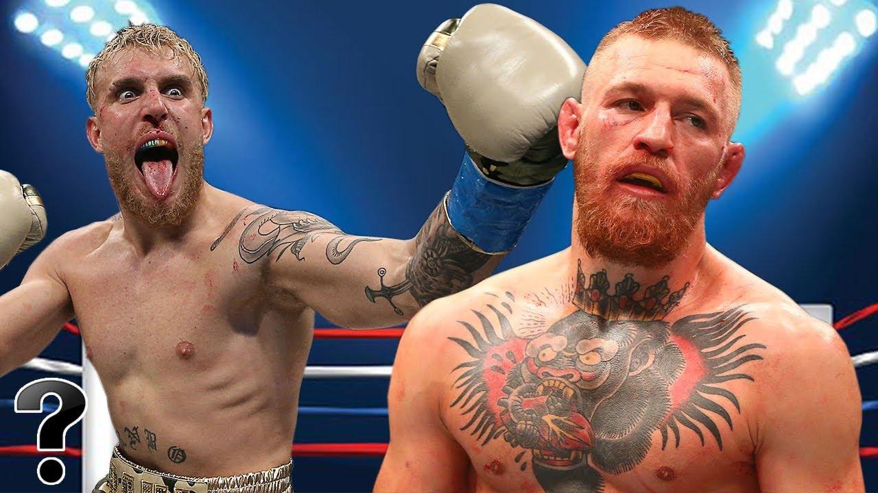 MMA News: Jake Paul trolls Conor McGregor using Google