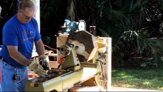 Turning A Wooden Hat With Ron Browning