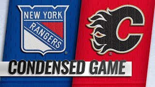 03/15/19 Condensed Game: Rangers @ Flames