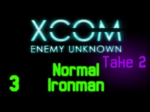 X-Com: Enemy Unknown   Ep. 3: Not So Bad Now, Eh?