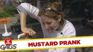Confusing Condiments Ketchup Mustard Relish