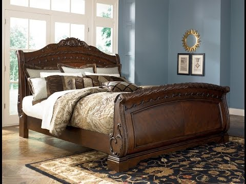 Superbe Romantic Ideas About Dark Wood Bed Frame For Bedroom Furniture