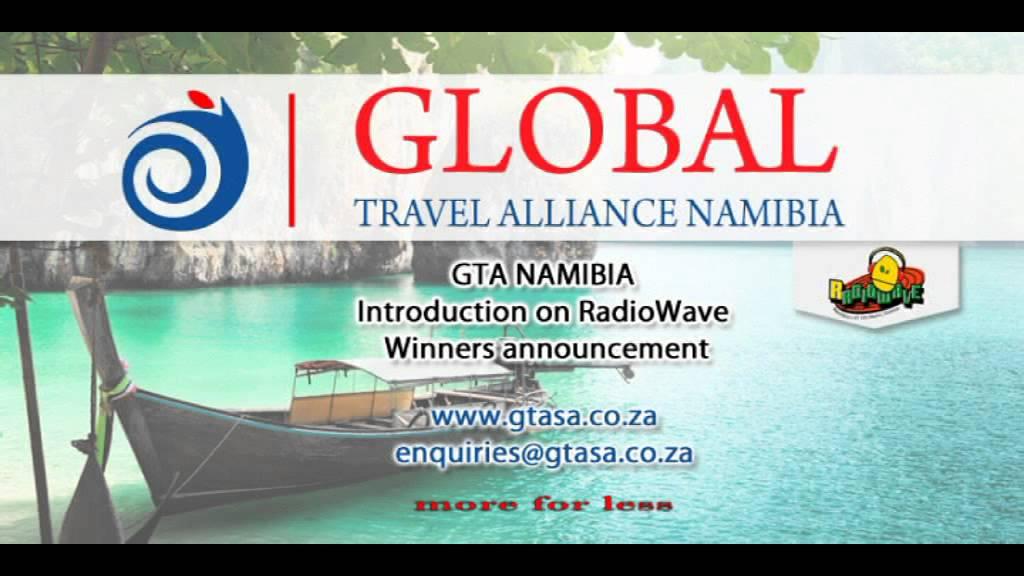 Global Travel Alliance Namibia RadioWave Introduction MSC - Travel alliance