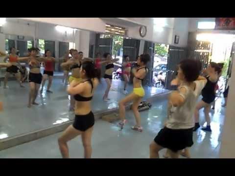 Aerobics thể dục thẩm mỹ beautyclub