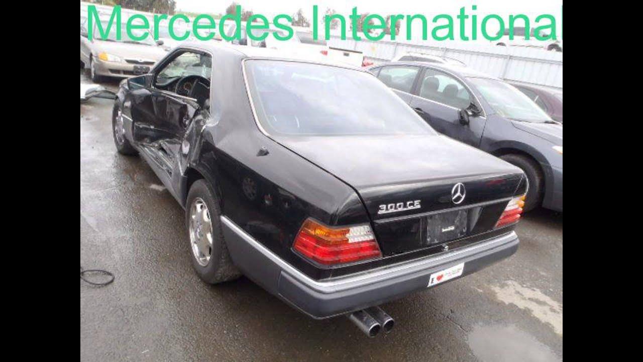 1991 mercedes 300ce parts car parting out 1440 1 fix your for Mercedes benz complaints procedure
