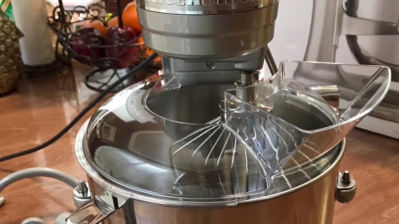 My New Pro Line 7qt 1 3hp Kitchenaid Stand Mixer Sugar
