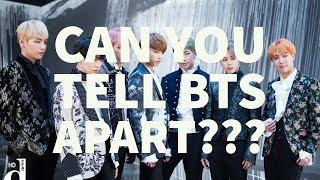 CAN YOU TELL BTS APART!? - Quiz for new ARMYs!