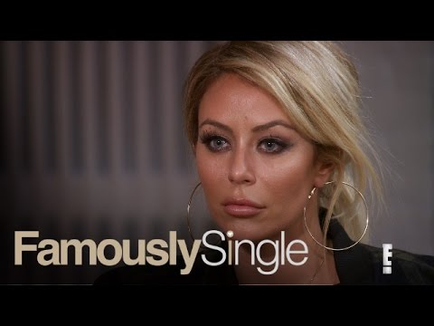 Aubrey O'Day Setting Unreal Expectations for Pauly D | Famously Single | E!