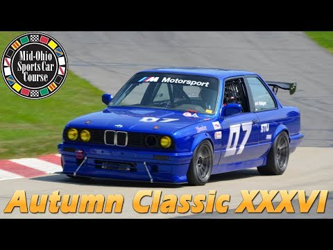 2017 Mid-Ohio Sports Car Course -  SCCA Autumn Classic XXXVI