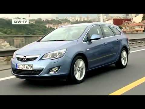 am start opel astra sports tourer motor mobil youtube. Black Bedroom Furniture Sets. Home Design Ideas