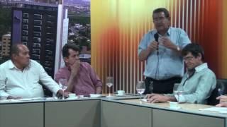 Roberto Cadengue entende que o Estado joga fora a água armazenada pelo DENOCS
