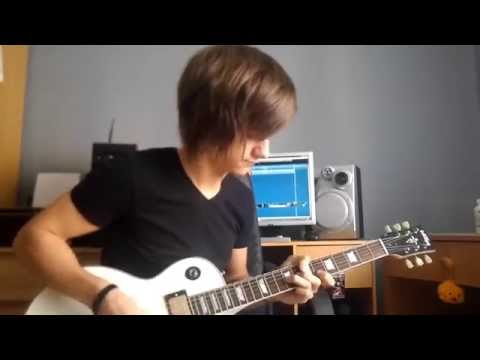 Of Mice And Men - Those In Glass Houses (Guitar cover)