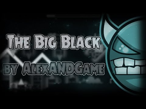 Feliz Halloween! - The Big Black by AlexANDGame (Hard Demon) [Geometry Dash 2.1]