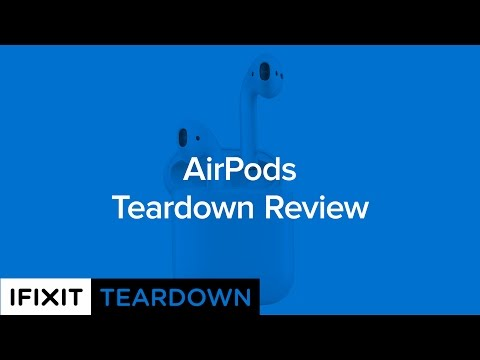 Airpods Teardown Review!