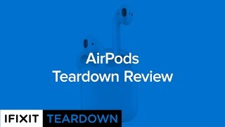 airpods teardown review