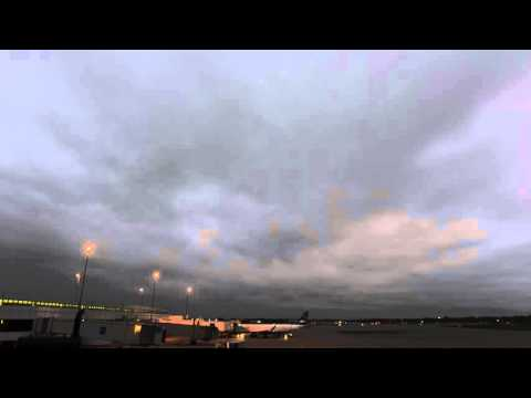 Greater Rochester International Airport Time Lapse