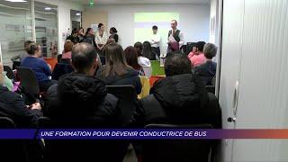 Yvelines | Une formation pour devenir conductrice de bus