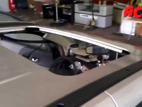 How To Fix U0026 Repair Electric Sunroof, Saturn Electric Sunroof Repairs,  Leaks, Fix, Cleveland Oh