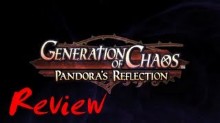 Mondo Cool Reviews: Generation of Chaos: Pandora's Reflection (PSP,PSN)
