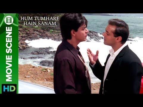 Tumhe Complex Hai, Tum Chichhore Ho - Shahrukh Khan & Salman Khan