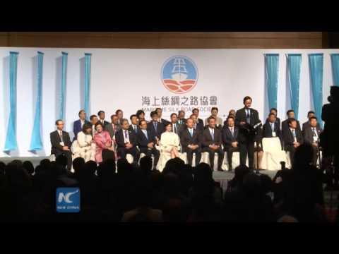 Maritime Silk Road Society explore new development opportunities for HK