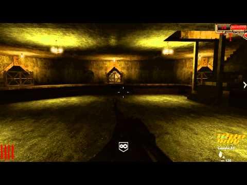Anstalt Der Untoten - Custom Nazi Zombies w/TestDrive - Part 1