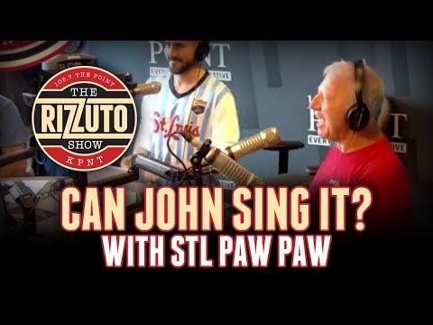 Can John Sing It? [Rizzuto Show]